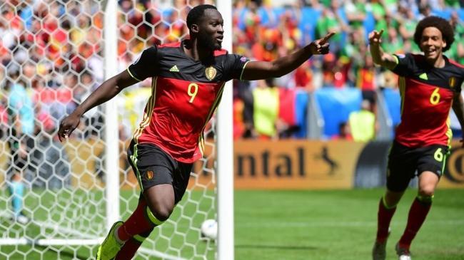 Belgium find best form to beat Ireland
