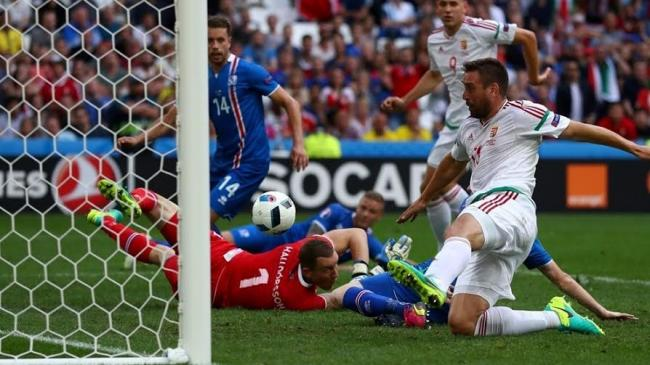 Iceland own goal spares Hungary defeat