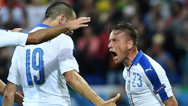 Impressive Italy leave Belgium floored
