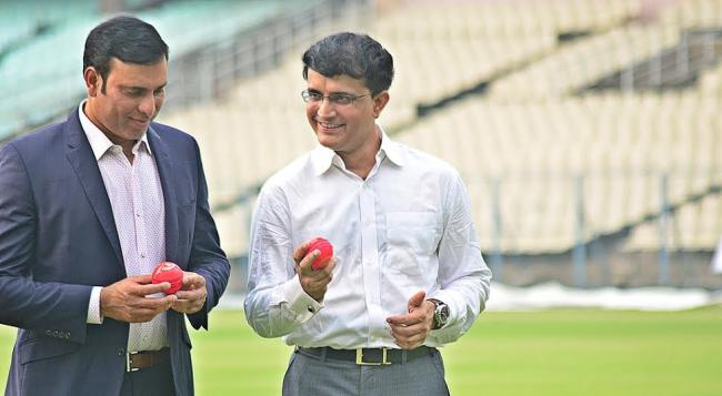 Pink ball is the way to look forward in Test cricket, says Sourav Ganguly