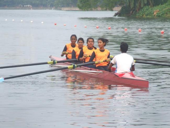 Kolkata: K C Mahindra Invitation School Regatta begins at Lake Club