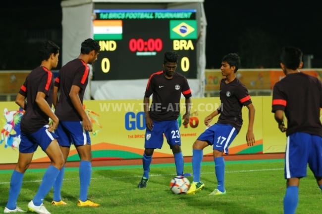 Indian players on same page as Brazilian players: Baichung