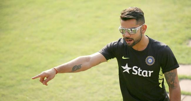Indian squad for remaining series against England announced