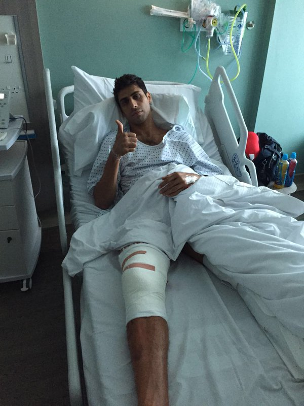 Ashish Nehra successfully undergoes surgery