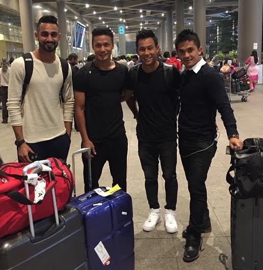 Mumbai City FC welcomes Sunil, Udanta, Amrinder and Fanai to the squad