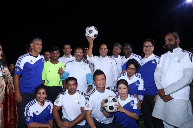 Tata Motors Defence Solutions partners CAPF's 'Oorja' for FIFA's under 19 World Cup