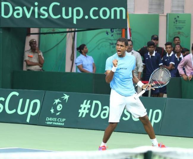 Tennis: Ramkumar Ramanathan records a win over world no eight Dominic Thiem