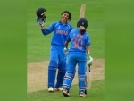 Women's World Cup: Mandhana hits century, India beat Windies by seven wickets