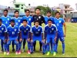 India U-16 score three against Palestine in AFC U16 Qualifiers opener