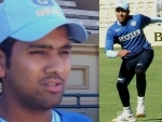 Rohit Sharma moves into top five in ODI rankings