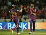 IPL: RPS beat Sunrisers Hyderabad by 12 runs