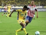 Blasters, ATK settle for a point each in opener