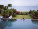 Dipika Pallikal relaxes in swimming pool, posts image on social media