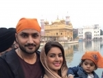 Sourav Ganguly commits innocent mistake, calls Harbhajan Singh's daughter a 'boy'