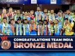 India beat Germany to clinch bronze medal in Hockey World League Final