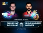 RCB win toss, opt to field against RPS