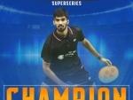 Kidambi Srikanth wins Indonesian Open title