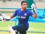 Indian cricketing world appreciates Saha's flying catch