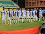 Indian U-17 WC team loses against Portugal's Vitoria De Setubal