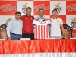 ATK unveils new team jersey for ISL 2017