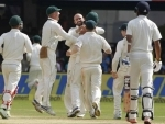 India bowled out for 189, Australia score 40 at stumps