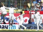 India score 19/0 at stumps, 87 runs needed to win series
