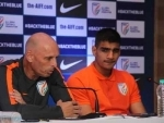 India draw inspiration from being 100 as they gear to take on Nepal