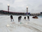 Kolkata Test: Play for Day 2 called off due to rain, India 74/5 at stumps