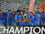 Cricketers, fans celebrate sixth anniversary of India's World Cup victory