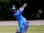 Women's World Cup: Mitali Raj hits century, India post 265/7 against New Zealand