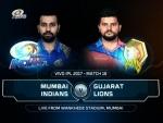 Mumbai Indians win toss, opt to field first