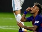 La Liga rejects Barcelona footballer Neymar's buyout clause