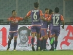 ISL 2017: Pune lead ATK 1-0 at half time