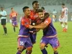 Pune shine bright in Kolkata, beat ATK 4-1
