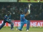 Rohit Sharma hammers 118 runs, India beat Sri Lanka by 88 runs