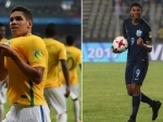Brazil take on England in FIFA U-17 World Cup semi final today