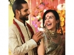 Shikhar Dhawan posts romantic message on social media as he completes five years of marriage anniversary