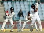 Delhi Test: Sri Lanka 119/4 at lunch, need 291 runs to win