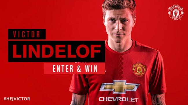 Manchester United signs Victor Lindelof