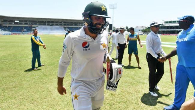 ICC: Misbah moves into top 20 after Kingston Test