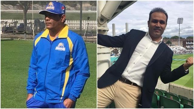 Rashid Latif takes a dig at Virender Sehwag, sends strong message