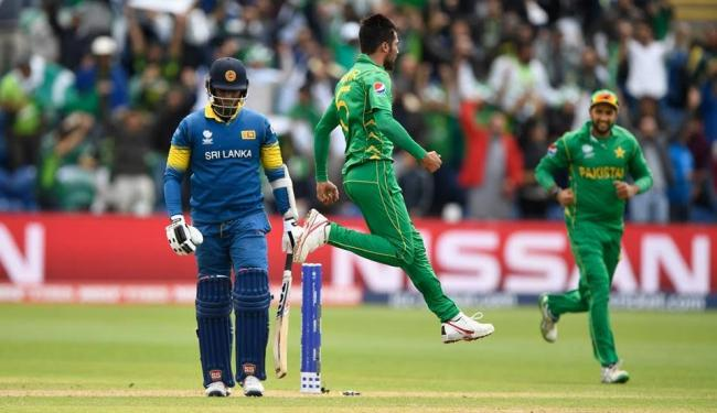 Champions Trophy 2017: Sri Lanka bowled out for 236 runs in thriller against Pakistan