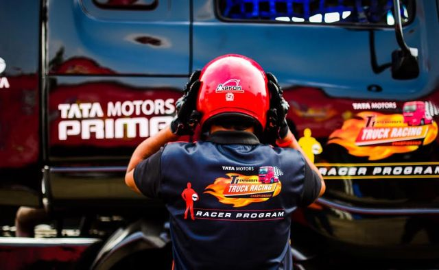 T1 Prima Truck Racing Championship Season 4 on March 19