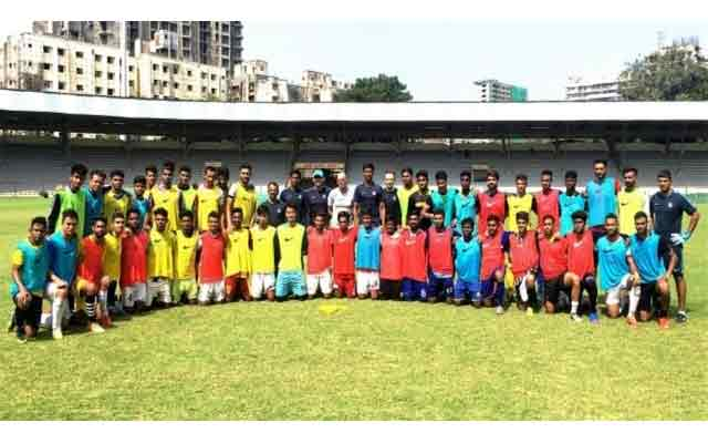 Three new faces from AIFF Scouting trials are called for U-22 final camp
