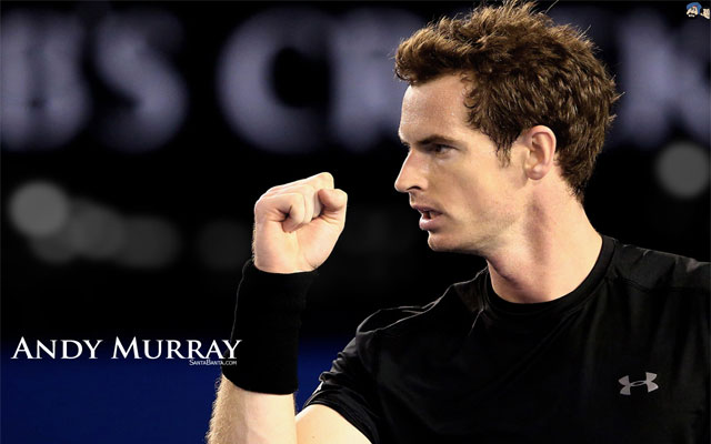 Andy Murray tops ATP ranking