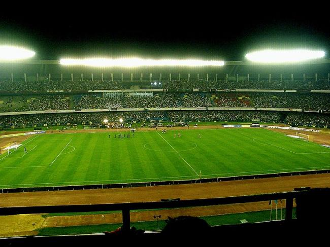 Indian U-17 WC squad loser 0-1 against Iran