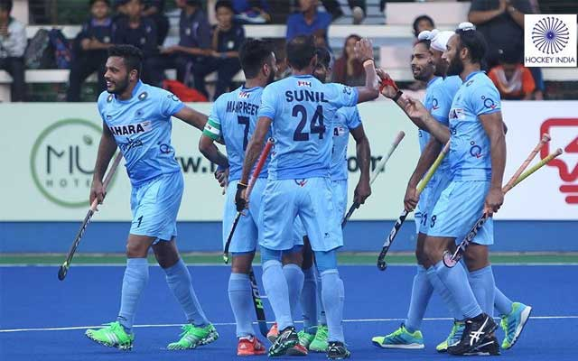 India,Britain draw 2-2 in  Sultan Azlan Shah Cup clash
