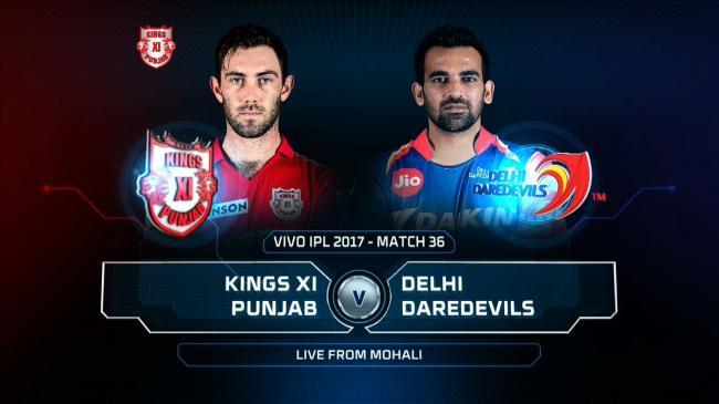 IPL: Kings XI Punjab bowl out Delhi Daredevils for 67