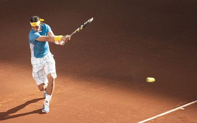 Rafael Nadal beat Roberto Bautista Agut to cruise to French Open q/f