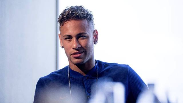 Neymar signs contract with Paris St-Germain for world record 222m euros
